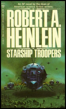 Starship troopers cover